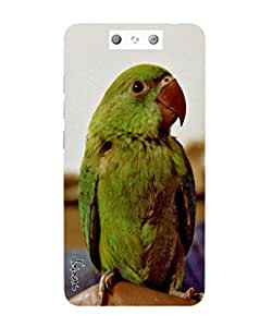Premium Quality Mousetrap Printed Designer Full Protection Back Cover for RELIANCE LYF EARTH 330