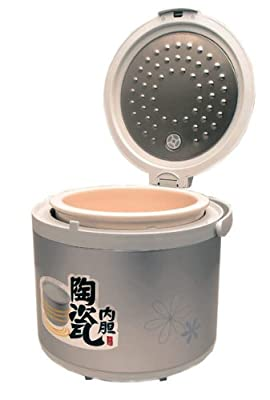 Ceramic Rice Cooker 3 Liter by Hannex by 4D Concepts