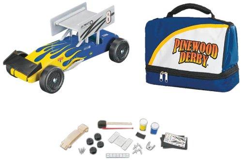 Revell Sprint Car Trophy Kit/Carrying Case Bundle
