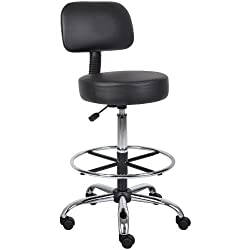 [Best price] Kids&#039 - Boss Caressoft Medical/Drafting Stool with Cushion - toys-games