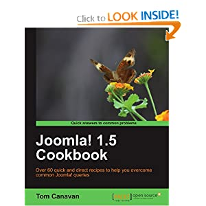 Joomla 1.5 Cookbook