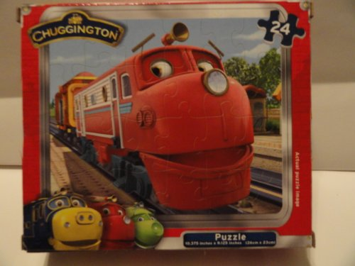 4170n0J 8EL Cheap Price Red Chuggington 24 Piece Puzzle