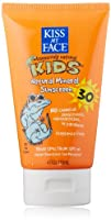 Kiss My Face Kids Natural Mineral Sunblock Lotion SPF 30 4 Ounce