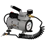 Mitre Electric Ball Pump - Metallic, One Size