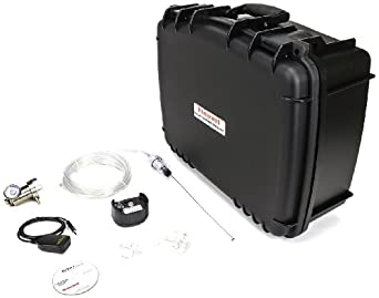 Honeywell Analytics IQ-CK-DL 6-Piece IQ Force Deluxe Confined Space Kit, for IQ Force Four-Gas Detector