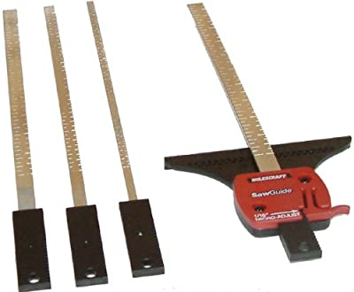 Milescraft 14000713 Saw Guide for Circular and Jig Saws by Milescraft Inc.