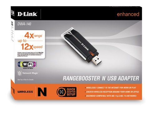 11n adapter d link dwa 140 драйвер