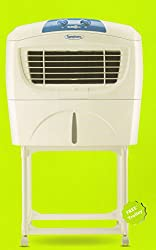 Symphony Sumo Jr. 45-Litre Air Cooler with Trolley (White)