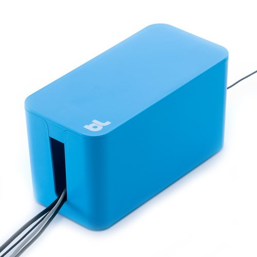 Blue Lounge ケーブルボックスミニ マリブブルー CableBox Mini Malibu Blue BLD-CBMN-MB