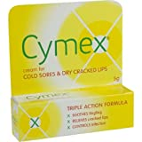 CYMEX COLD SORES ANTIBACTERIAL CREAM 5G - 5 G