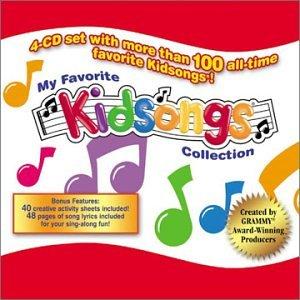 Kidsongs - My Favorite Kidsongs Collection - Amazon.com Music
