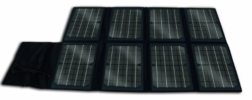80-Watt Folding Monocrystalline Solar Panel with Laptop Charger Adaptors (Nature Power Folding Solar Panel compare prices)