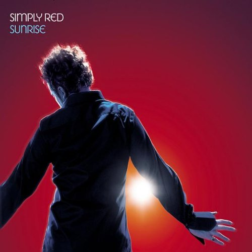 Simply red sunrise cd covers for Simply singles
