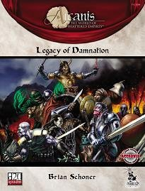 Arcanis: Legacy of Damnation
