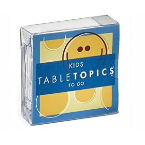 Click to buy Table Topics Conversation Cards from Amazon!