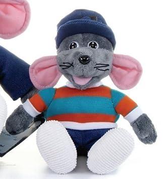 Roland Rat Bean Toy by Posh Paws International (English Manual)