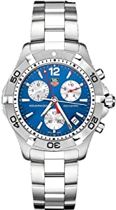 TAG Heuer Men's CAF1112.BA0803 Aquaracer Quartz Chronograph Watch