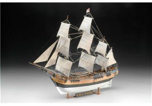 Revell-Modellbausatz-05404-HMS-Bounty-im-Mastab-1110