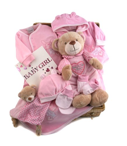 Sweet Dreams Baby Girl Gift Hamper Baby Gifts and Gift Baskets