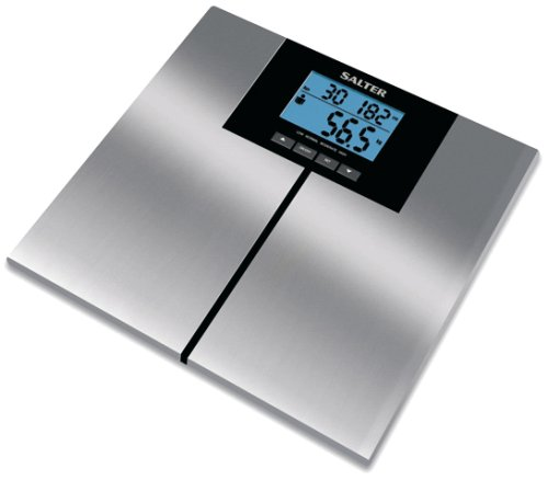 Salter Bodywise 9117 Stainless Steel Analyser Scale