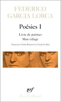 Poésies par Garcia Lorca
