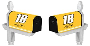 Buy #18 Kyle Busch Mailbox Cover by R2