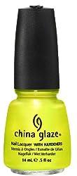 China Glaze Sun Kissed Nail Hardener-80444-14 Ml