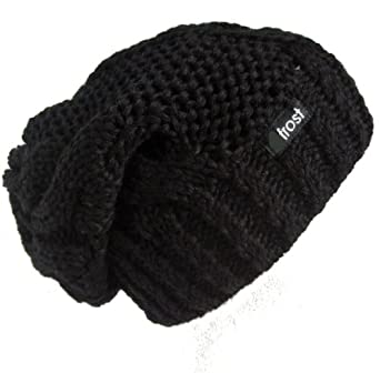 cbb49e52f Frost Hats Winter Hat for Women Slouchy Beanie Hat Knitted Winter ...