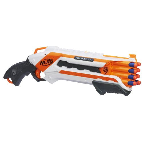 Nerf N-Strike élite Rough Cut Blaster 2 x 4