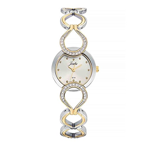 Joalia 634571 - Orologio da polso donna, metallo, colore: bicolore