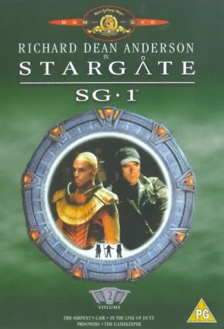 Stargate S.G -1: Season 2 (Vol. 2) [DVD] [1998]