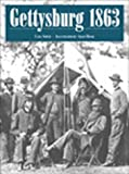 Gettysburg 1863: High Tide of the Confederacy (Campaign Series) (1855329530) by Smith, Carl