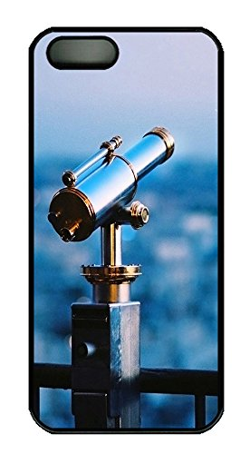 Iphone 5 5S Case Astronomical Telescope Pc Custom Iphone 5 5S Case Cover Black