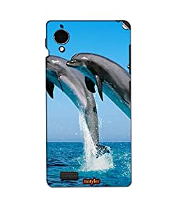 djimpex MOBILE STICKER FOR GIONEE ELIFE E5