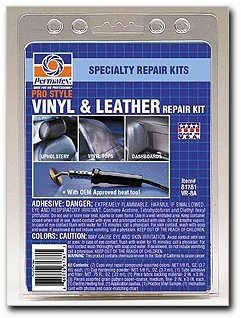 Permatex 81781 Pro Style Vinyl And Leather Repair Kit Product Reviews Pricing Features