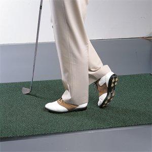 Sea Green 4' x 6' Upscale Anti-Fatigue Carpet Mat Berber 1