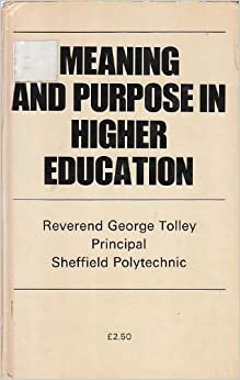 purpose of higher education Imperative provides the first platform that helps students articulate and act on their purpose universities are using imperative to help unlock purpose in classrooms and in their exploration of career paths.