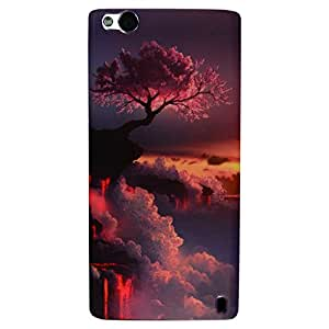 Shopme Printed Designer Back cover_2169_for Infocus M680