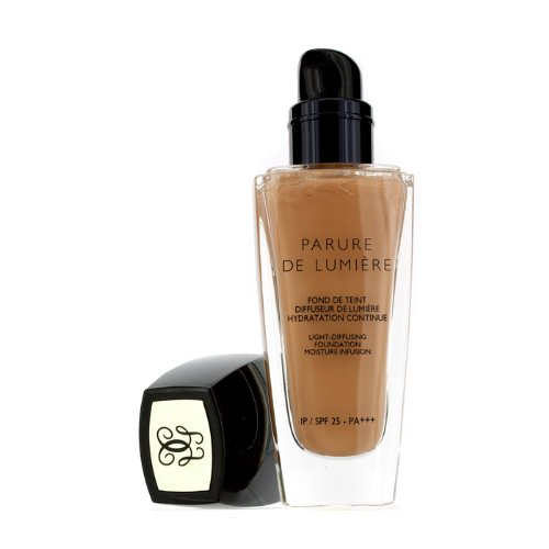 ゲラン Parure De Lumiere Light Diffusing Fluid Foundation SPF 25 # 05 Beige Fonce 30ml 1oz並行輸入品