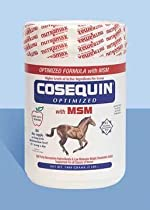 Hot Sale Nutramax Cosequin Equine Optimized with MSM, 1400 Gram Container