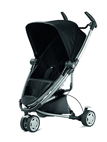 Quinny 78908360 Zapp Xtra 2 Passeggino, Rocking Black