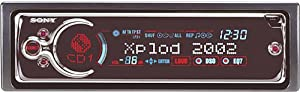 Sony Xplod® XM(TM) Radio-Ready CD Player (CDX-CA900X)