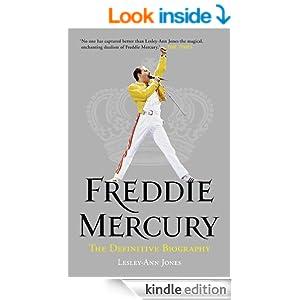 freddie mercury biography book pdf
