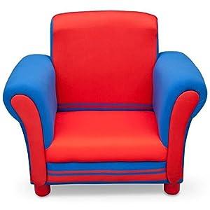 Fauteuil enfant bleu et rouge b b s pu riculture - Amazon fauteuil enfant ...