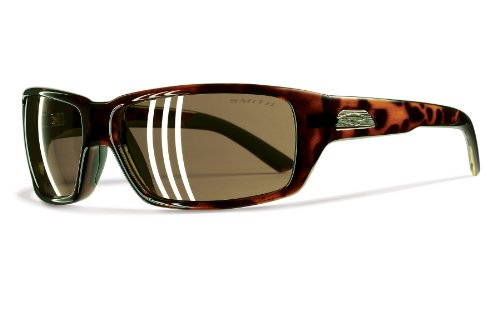 Smith Backdrop Sunglass (Tortoise, Polarized Brown)