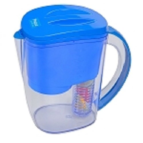 Propur Water Filter Pitcher with 1 ProOne-G 2.0 mini filter element + Removable Fruit Infuser (Water Filter Pitcher Fluoride compare prices)