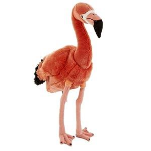 FAO Schwarz 11 inch Plush Flamingo - Pink