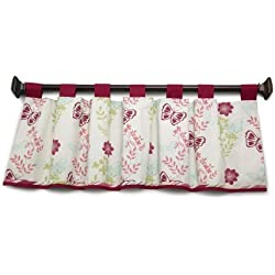 NoJo Alexis Garden Window Valance by NoJo