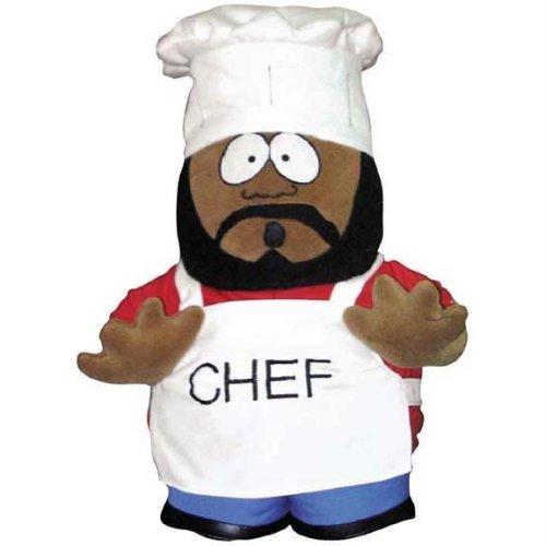 chef figurine