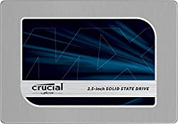 Crucial MX200 500GB SATA 2.5 Inch Internal Solid State Drive - CT500MX200SSD1